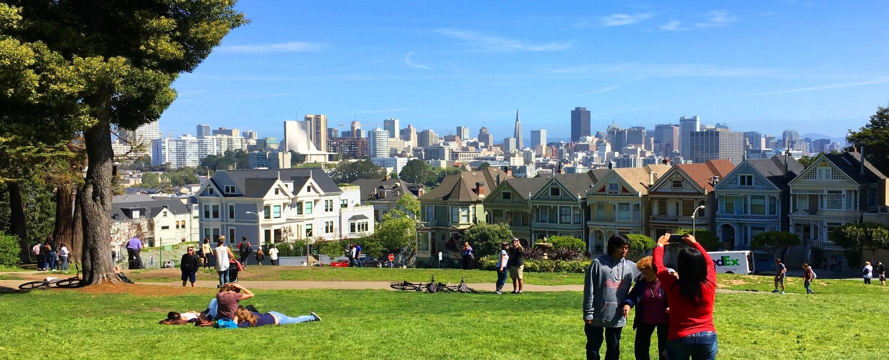 旧金山最佳半日私人导游景点和景点