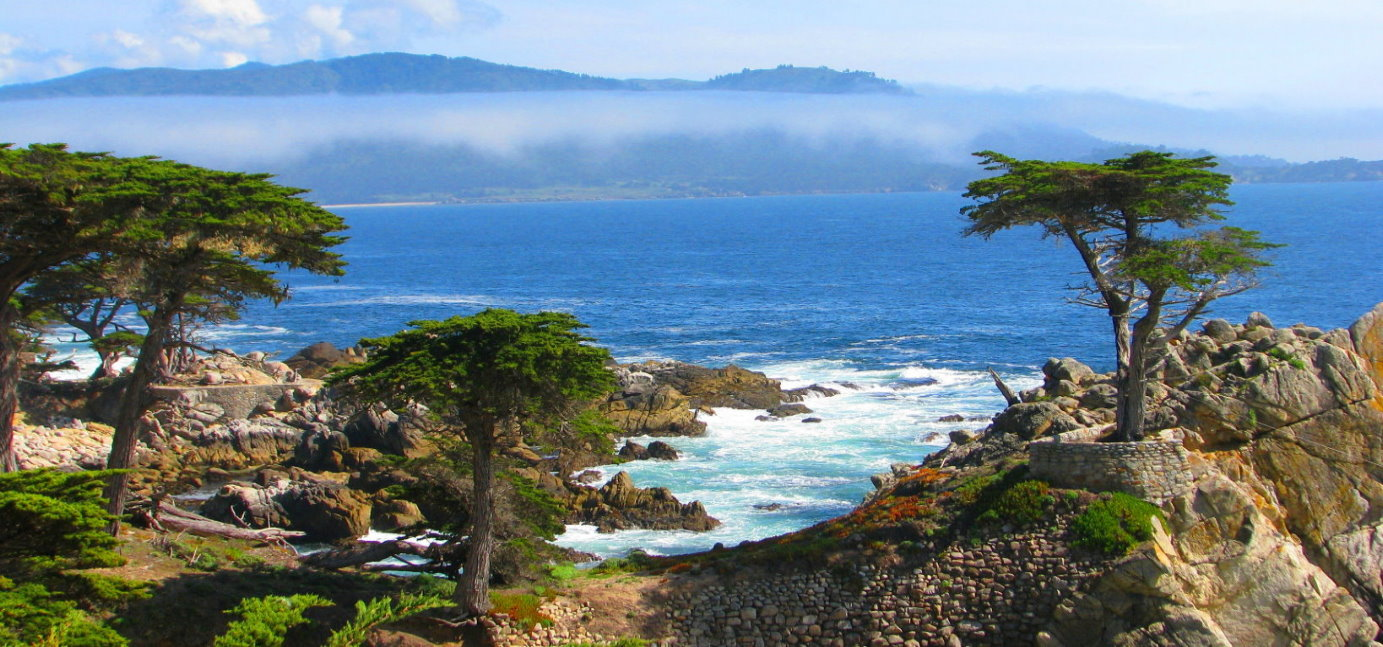 17-Mile-Drive-Lone-Cypress- Pebble-Beach-tour
