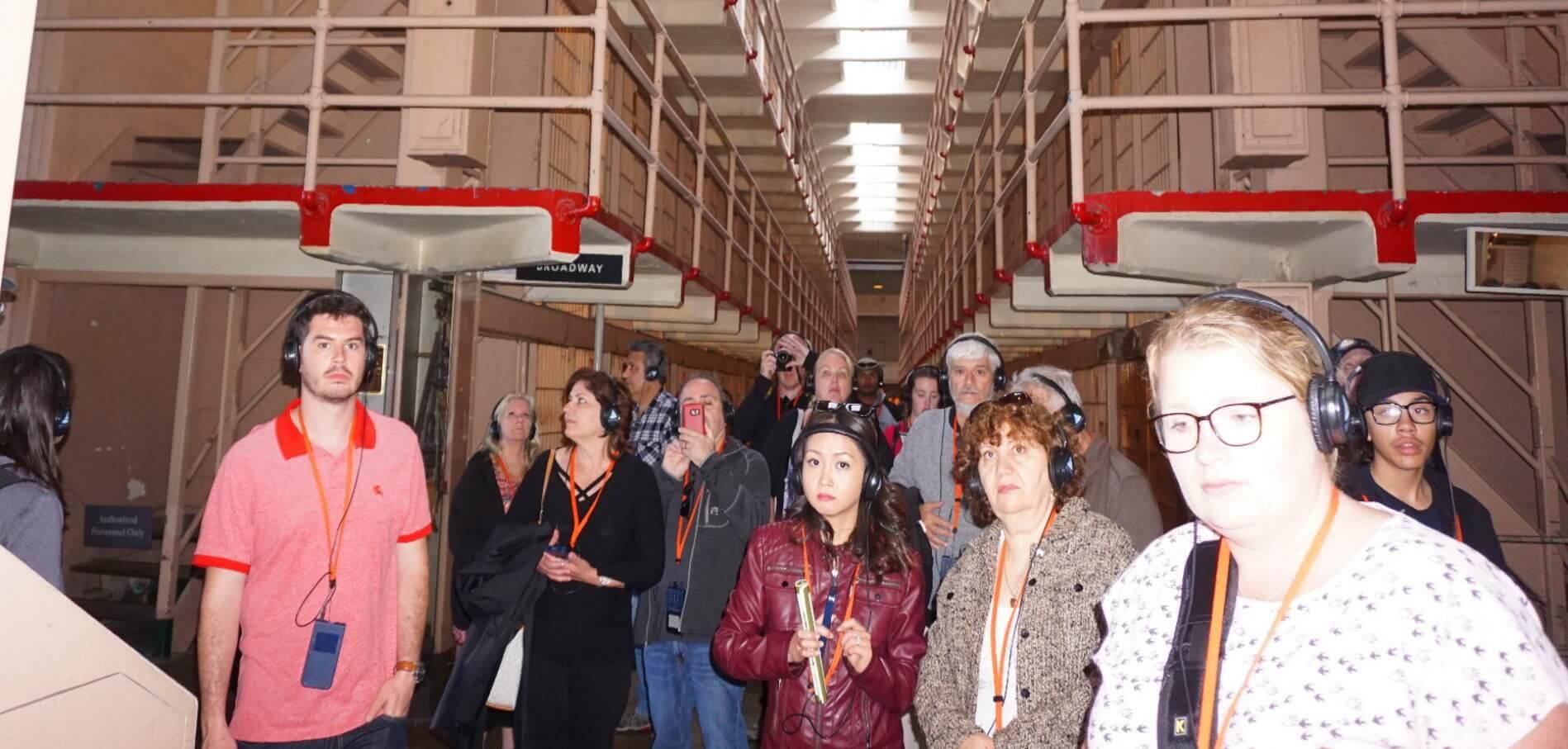 Alcatraz-Island-nightime-Prison-Cell-Walking-Audio-our-cells-dark-night-tour