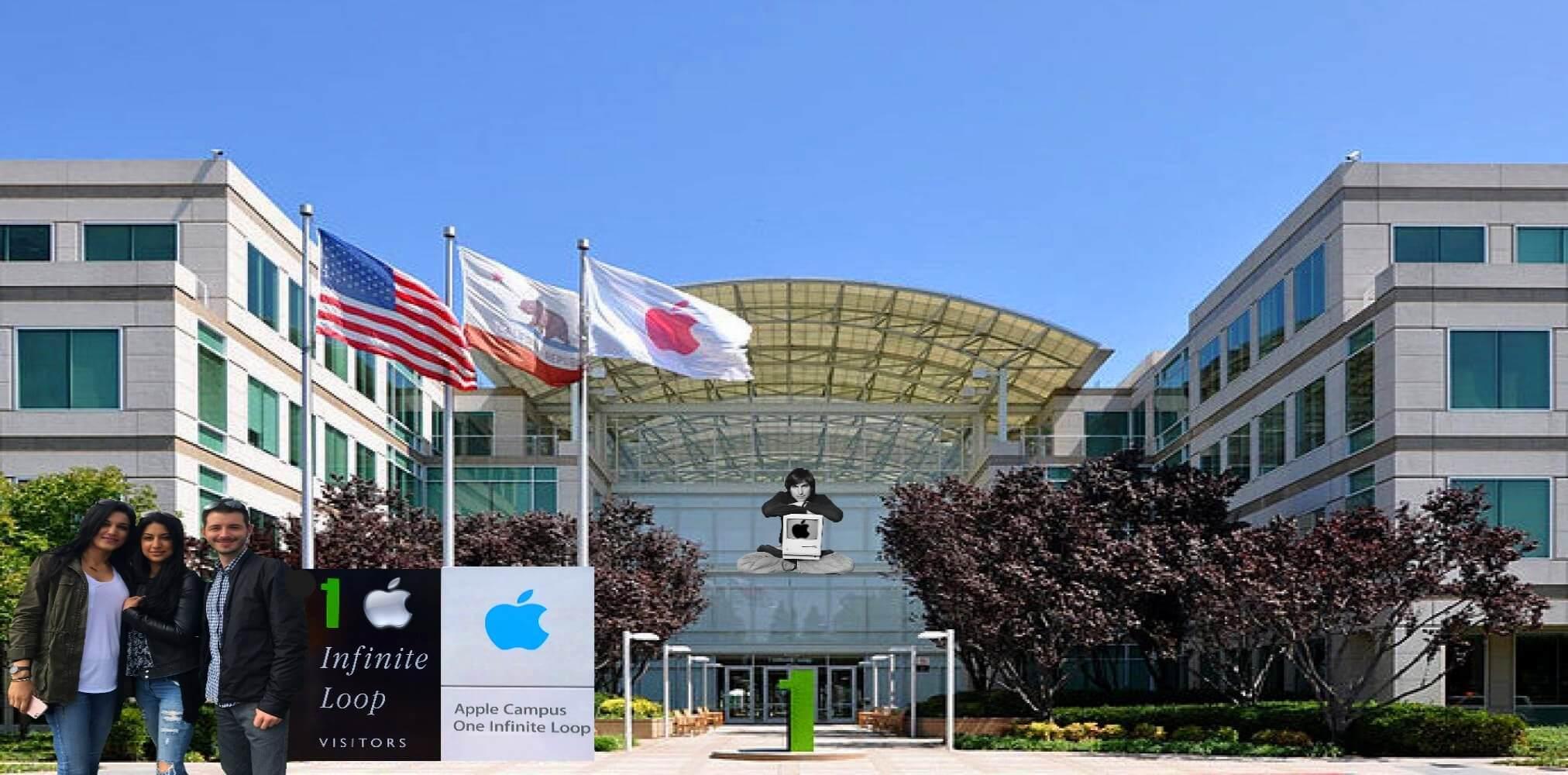 Apple_HQ_Tour_1_Infinite_Loop_&_Apple_Store