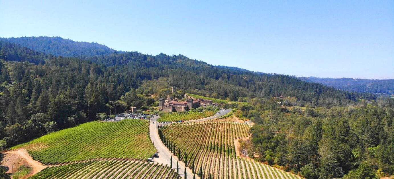 Most-Beautiful-Castle-Wineries-in-Napa-Valley
