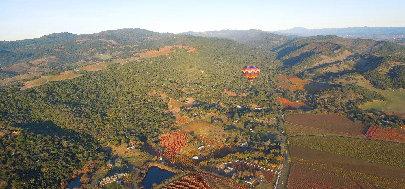 Napa-Valley-Aloft-Hot-Air-Balloon-Rides-Flight-Options
