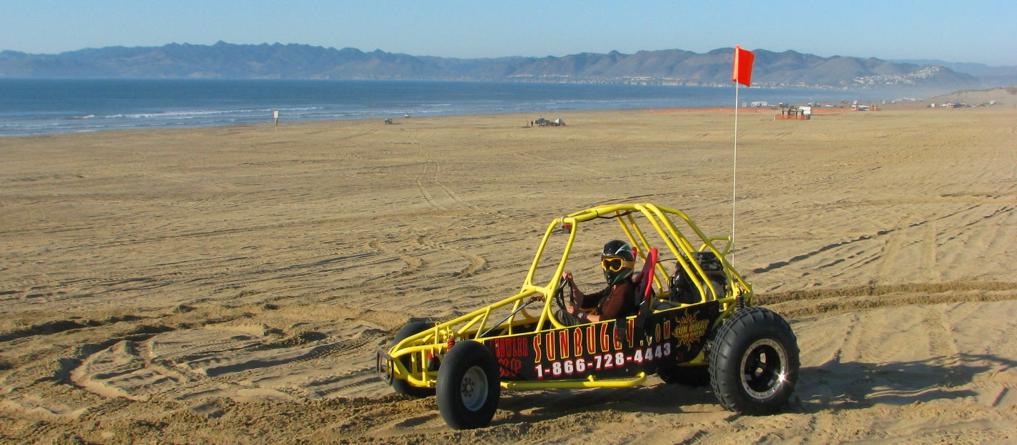 Pismo-Beach-Attractions-Dune Buggy