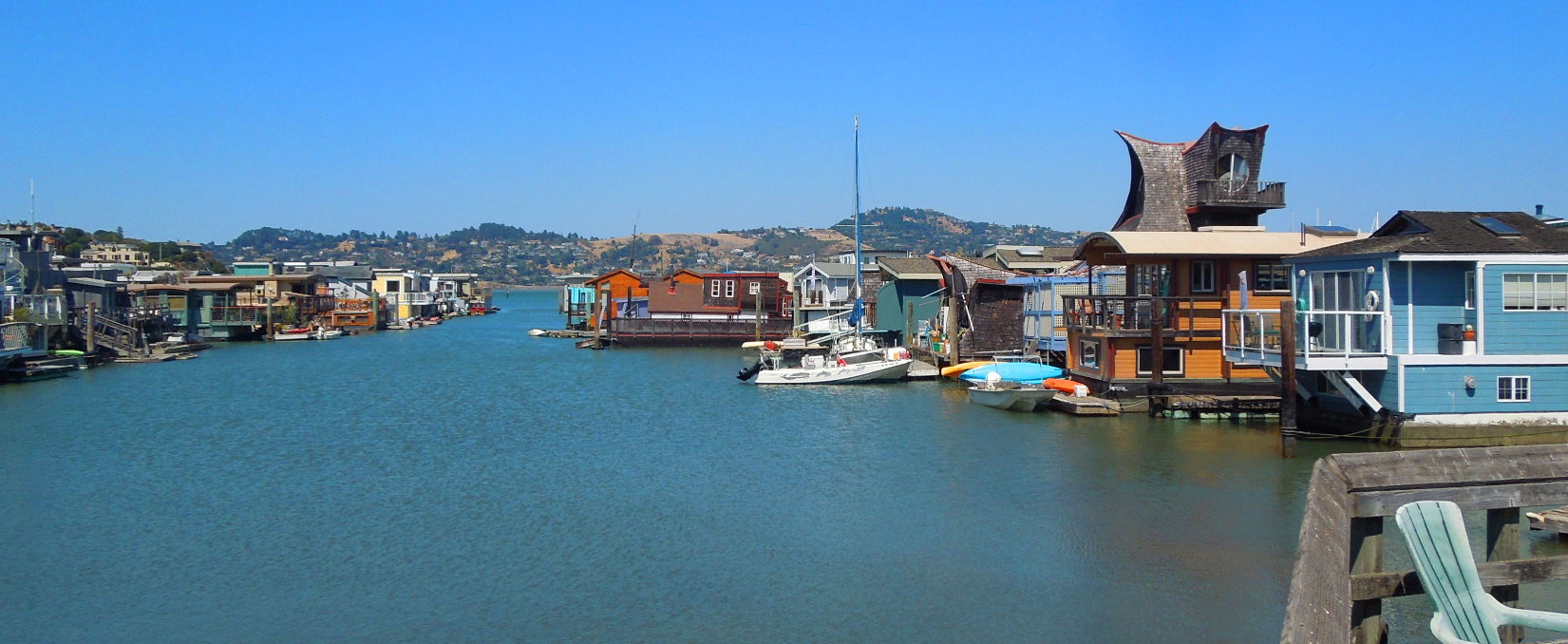 Sausalito House Boats Floating Homes  Guided Tour from San Francisco Trip Advisor