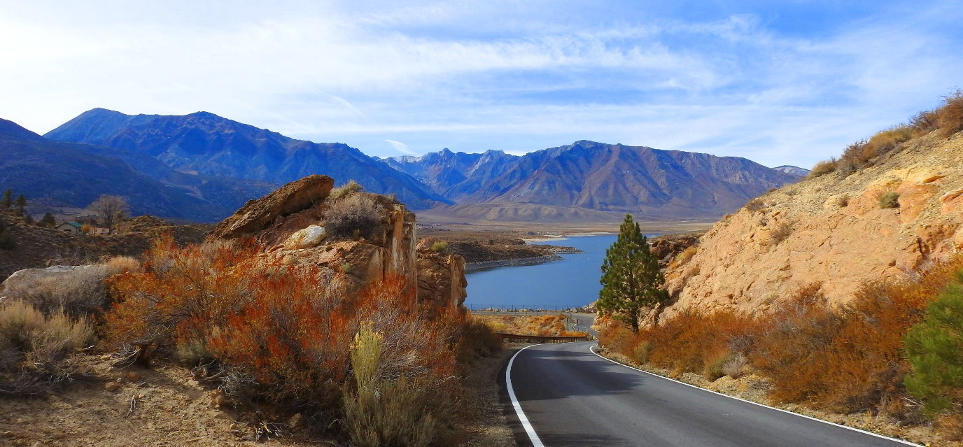 Scenic Destinations in California's Eastern Sierra  Tourist Attractions  Mammoth Lakes
