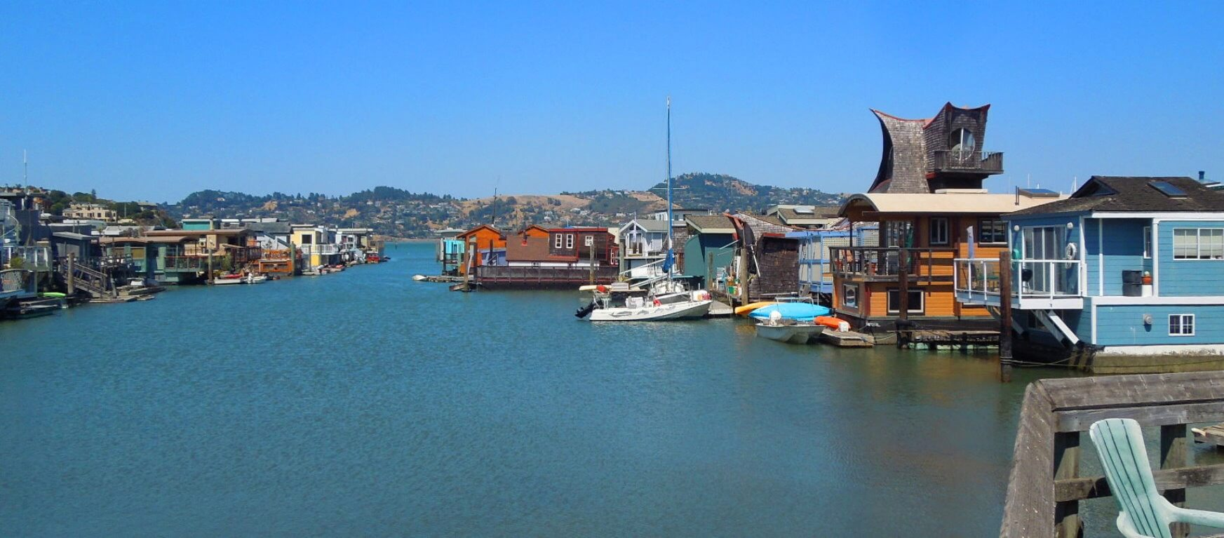 sausalito-house-boats-tour-muirwoods-day-trip-from-sanfrancisco
