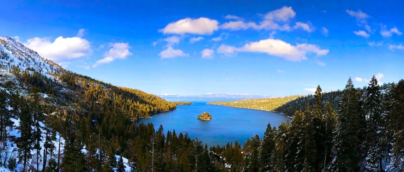 tour package to lake Tahoe from san Francisco with Spanish guide